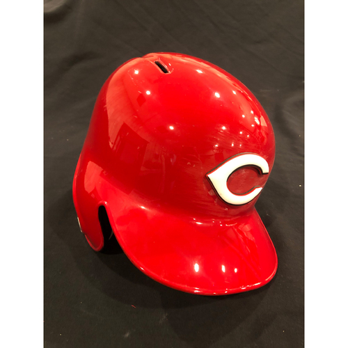 "Photo of Reds Commemorative ""No. 24"" Retired Number Helmet -- (Not MLB Authenticated, COA Included) -- Helmet Scheduled to Arrive Prior to Dec 24"