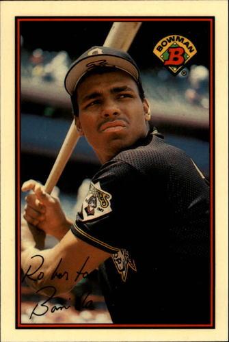 Photo of 1989 Bowman Tiffany #422 Bobby Bonilla