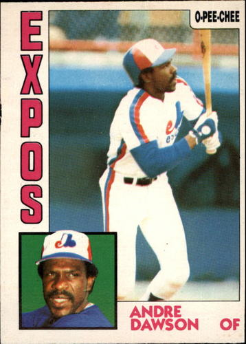 Photo of 1984 O-Pee-Chee #200 Andre Dawson