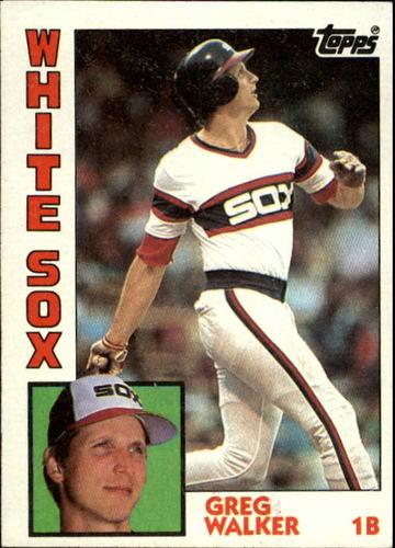 Photo of 1984 Topps #518 Greg Walker
