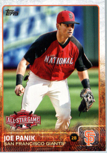 Photo of 2015 Topps Update #US357 Joe Panik