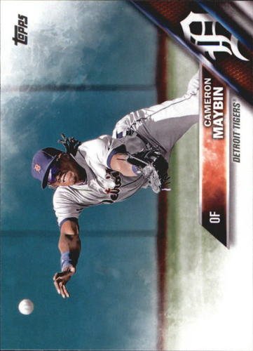 Photo of 2016 Topps Update #US97 Cameron Maybin