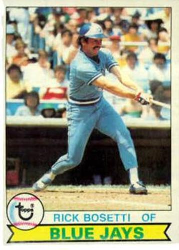 Photo of 1979 Topps #542 Rick Bosetti