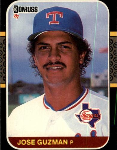Photo of 1987 Donruss #101 Jose Guzman