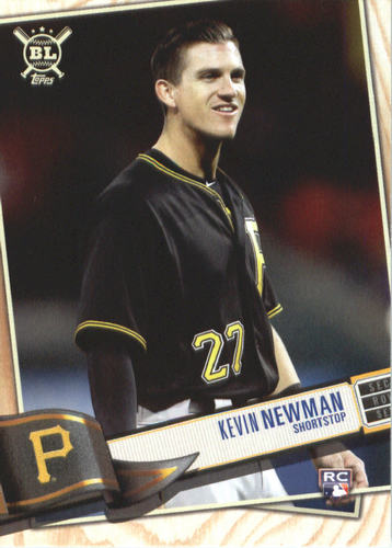 Photo of 2019 Topps Big League #95 Kevin Newman RC