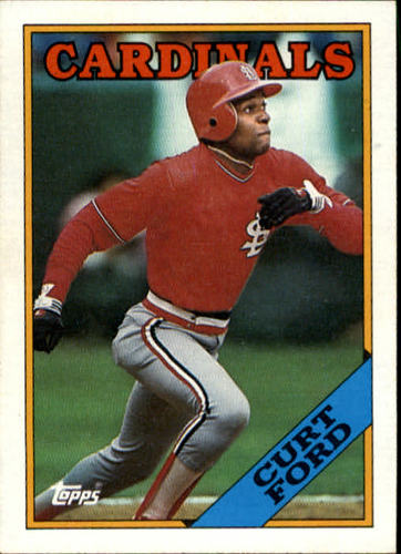 Photo of 1988 Topps #612 Curt Ford