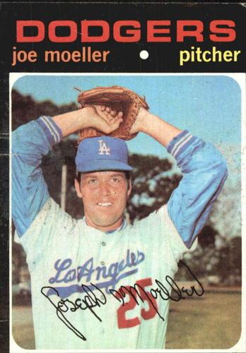 Photo of 1971 Topps #288 Joe Moeller