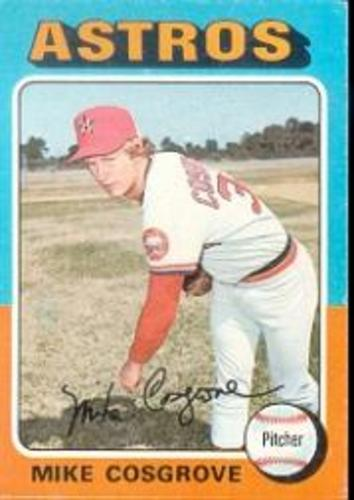 Photo of 1975 Topps #96 Mike Cosgrove RC