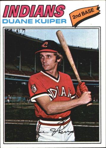 Photo of 1977 Topps #85 Duane Kuiper