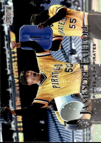 Photo of 2019 Stadium Club #253 Jameson Taillon