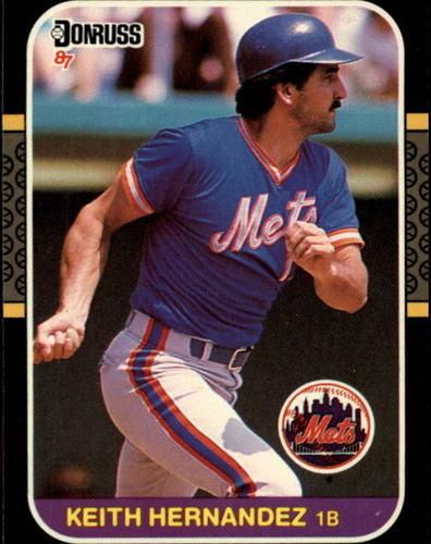 Photo of 1987 Donruss #76 Keith Hernandez