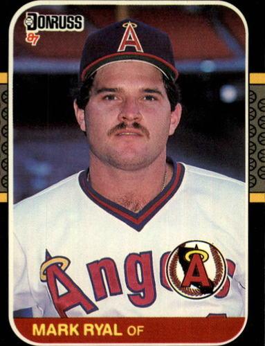 Photo of 1987 Donruss #583 Mark Ryal