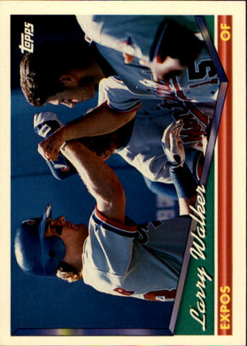 Photo of 1994 Topps #230 Larry Walker