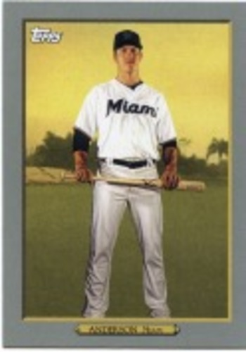 Photo of 2020 Topps Turkey Red '20 #TR48 Brian Anderson