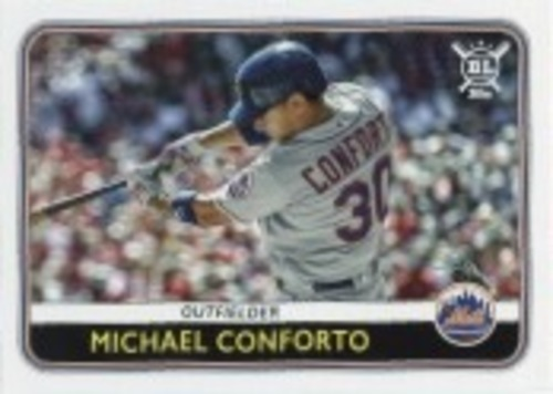 Photo of 2020 Topps Big League #100 Michael Conforto