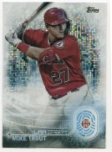 Photo of 2020 Topps 2030 #T20301 Mike Trout