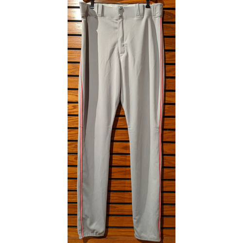 Photo of Jon Lester #31 Team Issued Road Gray Pants