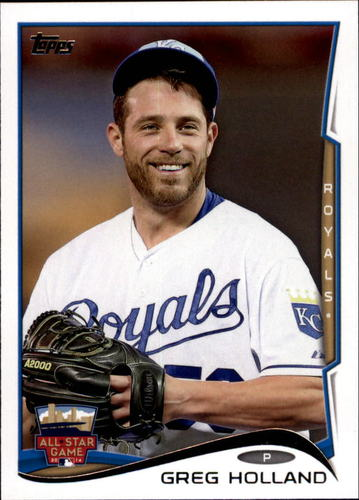 Photo of 2014 Topps Update #US295 Greg Holland
