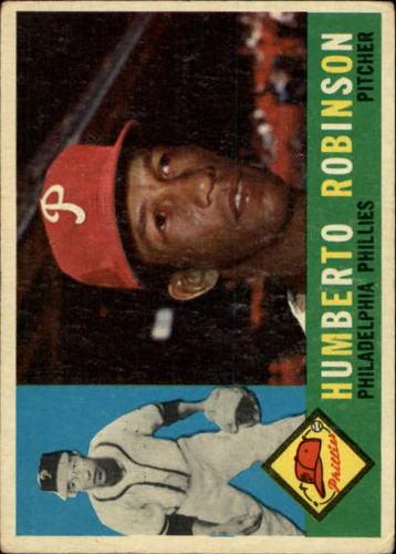 Photo of 1960 Topps #416 Humberto Robinson