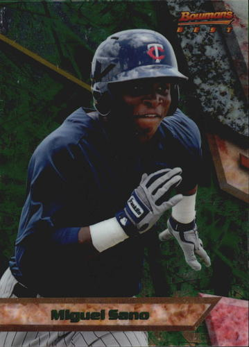 Photo of 2011 Bowman Bowman's Best Prospects #BBP67 Miguel Sano