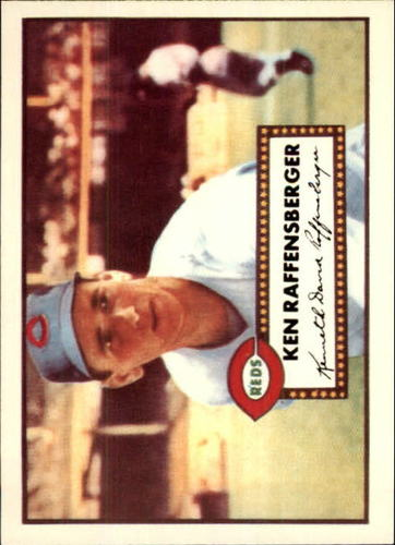Photo of 1983 Topps 1952 Reprint #118 Ken Raffensberger