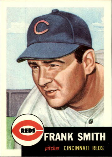 Photo of 1991 Topps Archives 1953 #116 Frank Smith