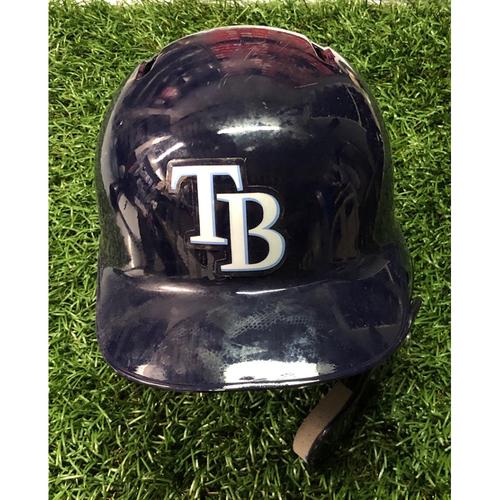 Photo of 2018 Team Issued Helmet (size 3/8): Wilson Ramos