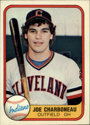 Photo of 1981 Fleer #397 Joe Charboneau RC