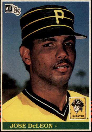 Photo of 1985 Donruss #308 Jose DeLeon