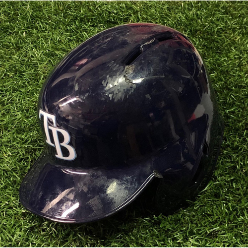 Photo of Game Used Home Run Helmet (size 7 3/4): Avisail Garcia (2HR, 3RBI) - June 29 (TEX), July 20 (CWS) & August 6 (TOR)