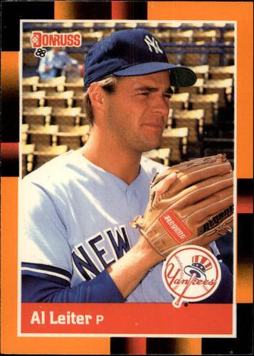 Photo of 1988 Donruss Baseball's Best #132 Al Leiter