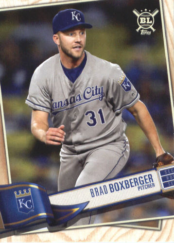Photo of 2019 Topps Big League #69 Brad Boxberger
