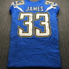 NFL - Chargers Derwin James Signed Jersey Size 40