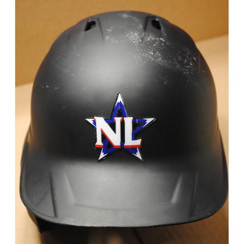 Photo of 2021 MLB All-Star Game -  Game-Used Batting Helmet - Jake Cronenworth