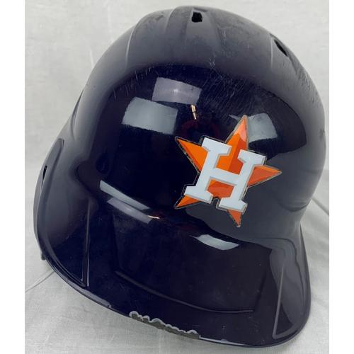 Photo of Kyle Tucker Game-Used Batting Helmet - Size 7 3/8