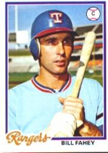 Photo of 1978 Topps #388 Bill Fahey DP