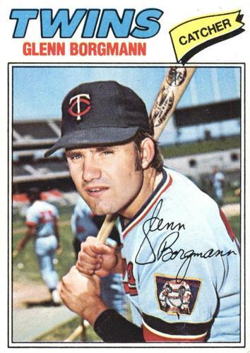 Photo of 1977 Topps #87 Glenn Borgmann