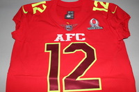 NFL - COLTS ANDREW LUCK GAME ISSUED 2017 AFC PRO BOWL JERSEY - SIZE 46