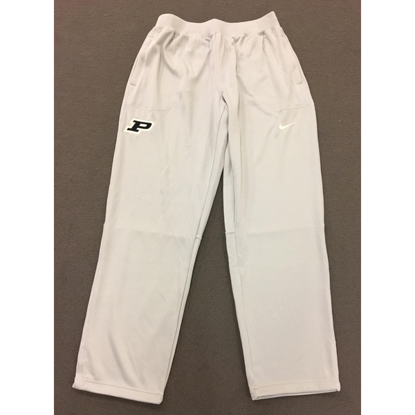 Photo of Purdue Sweat Pants Gray Nike Size XL Tall