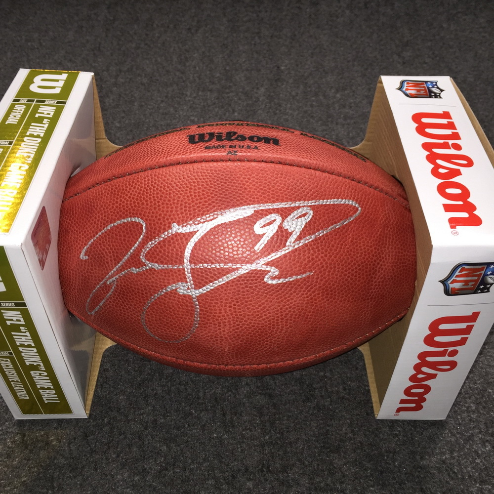 the latest 8a6a2 b3009 NFL Auction | NFL - Dolphins Jason Taylor signed authentic ...