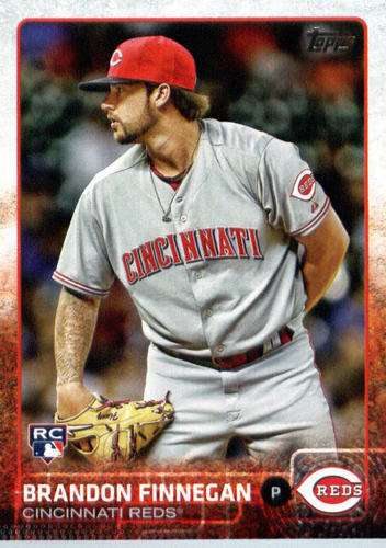 Photo of 2015 Topps Update #US354 Brandon Finnegan RC