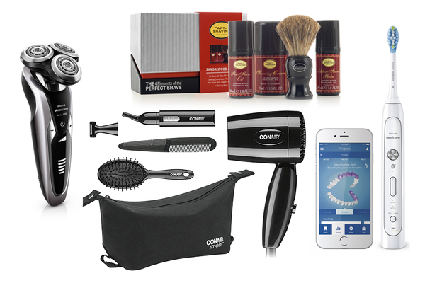 Clickable image to visit Men's Grooming Package