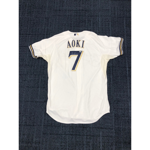 BCF End of Year Auction: Nori Aoki Autographed Jersey