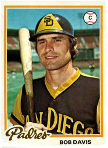 Photo of 1978 Topps #713 Bob Davis