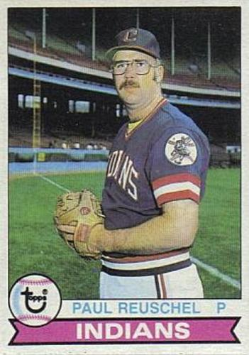 Photo of 1979 Topps #511 Paul Reuschel DP