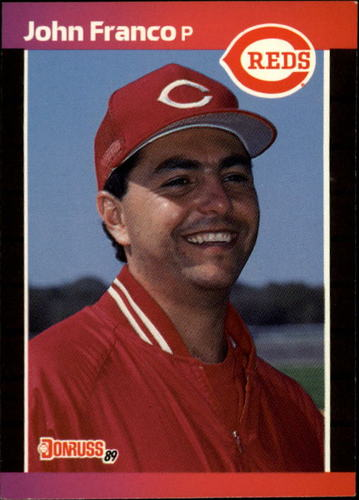 Photo of 1989 Donruss #233 John Franco