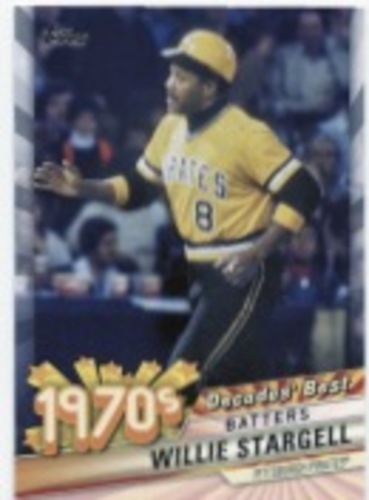 Photo of 2020 Topps Decades' Best Series 2 #DB43 Willie Stargell