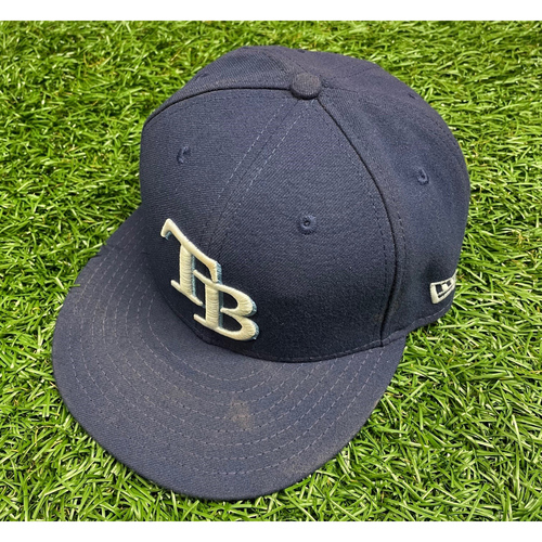 Photo of Team Issued TB Cap: Manuel Margot #13