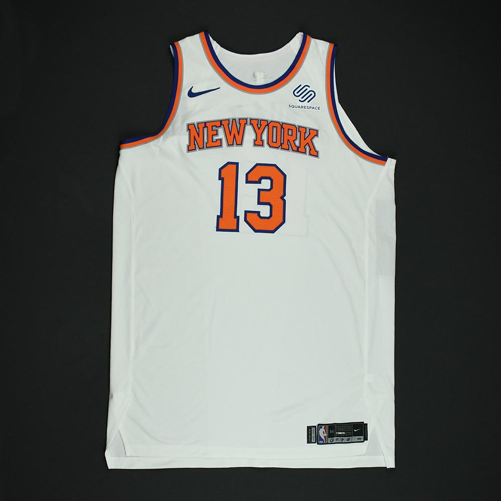 Joakim Noah - New York Knicks - NBA Christmas Day '17 Game-Worn Jersey - Dressed, Did Not Play