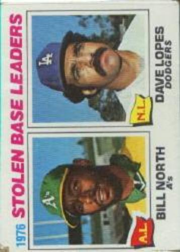 Photo of 1978 Topps #204 Stolen Base Leaders DP/Frank Taveras/Freddie Patek